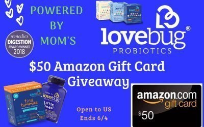 Win with Healthy LoveBug Probiotics