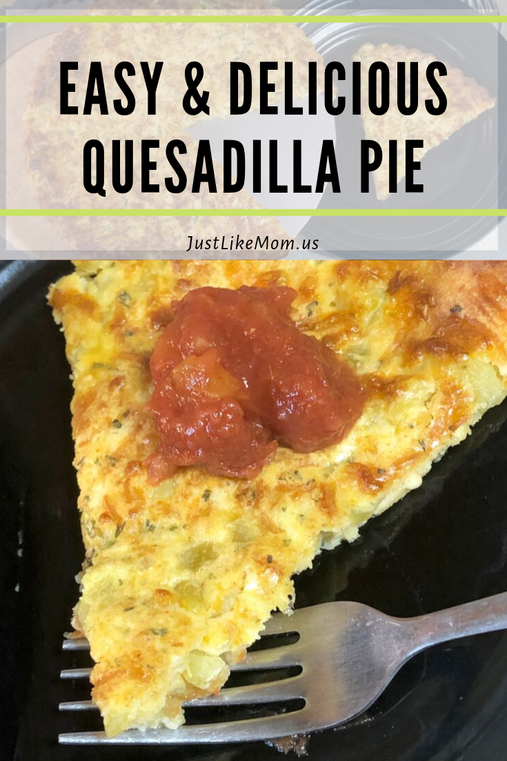 quesadilla pie