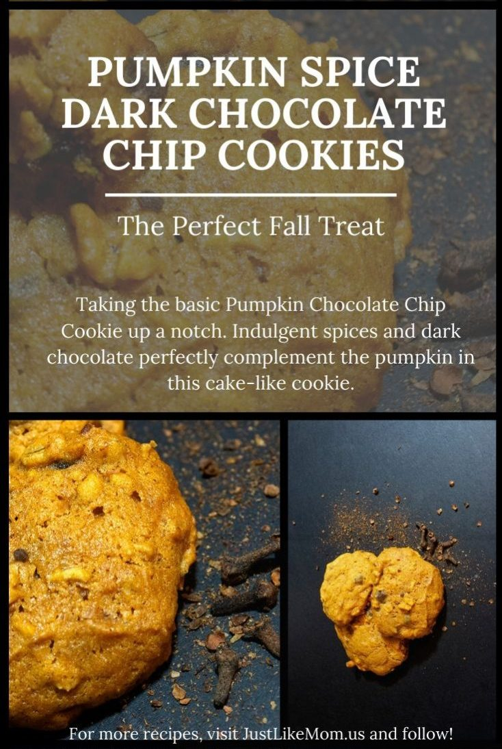 Pumpkin Spice Dark Chocolate