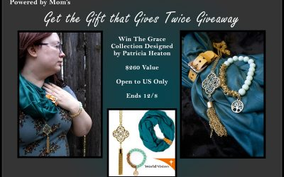 Get the Gorgeous Gift that Gives Twice