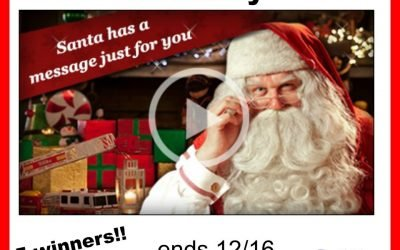 Create a Personalized Santa Video Call & Message